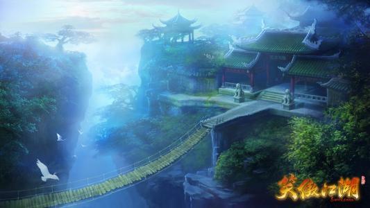 【渔舟】笑傲江湖(组诗)